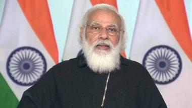 Narendra Modi: भारत में लोकतंत्र सबसे अधिक मजबूत और जीवंत : मोदी