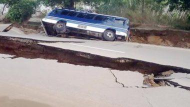 चिली में आया 6.7 तीव्रता का भूकंप
