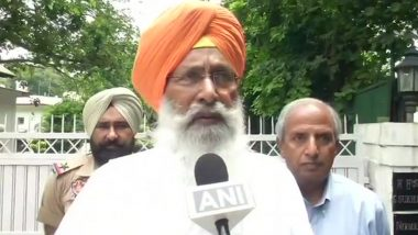 Farmers Protest: SAD(D) के प्रमुख Sukhdev Singh Dhindsa ने कृषि कानून के विरोध में पद्म भूषण सम्मान लौटाया