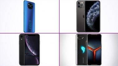 Flipkart Big Saving Days Sale 2020: iPhone 11 प्रो, ROG फोन 3, पोको X3 और अन्य स्मार्टफोन पर मिल रहे हैं लाइव ऑफर्स और आकर्षक डिस्काउंट्स