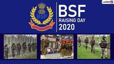 BSF Raising Day 2020: सीमा सुरक्षा बल के इन शानदार Quotes, HD Images, Messages के जरिए मनाएं बीएसएफ का  56 वां स्थापना दिवस