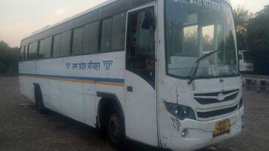 मध्य प्रदेश - उत्तर प्रदेश के बीच बस सेवा 7 मई तक स्थगित