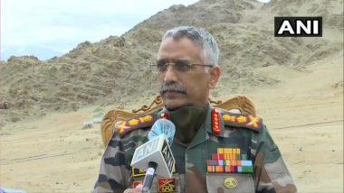 India-China Disengagement: भारत-चीन के बीच जारी गतिरोध के बीच आर्मी चीफ ने कहा-सैनिकों का पीछे हटना दोनों पक्षों के लिए लाभकारी