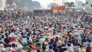 Farmers Protest: किसानों का बड़ा ऐलान, कहा- शनिवार को बातचीत के दौरान  नहीं बनी बात तो 8 दिसंबर को भारत बंद पीछे