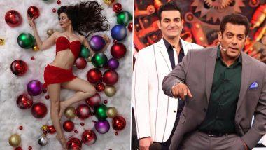 Salman Khan की होनेवाली भाभी Giorgia Andriani ने क्रिसमस पर पोस्ट की Hot Photo, बॉडीगार्ड शेरा ने भी किया कमेंट!