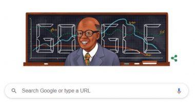 Sir W Arthur Lewis Google Doodle: गूगल ने नोबेल प्राइज विजेता अर्थशास्त्री, प्रोफेसर और लेखक सर डब्ल्यू आर्थर लुईस को समर्पित किया ये खास डूडल