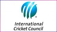 आईसीसी ने मैच फिक्सिंग मामले में यूएई के 2 क्रिकेटरों को निलंबित किया