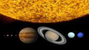 Celestial Event: आज होगी अद्भुत खगोलीय घटना, सुबह 11.30 बजे पृथ्वी के सबसे करीब आएगा शनि ग्रह, नग्न आंखों से कर सकेंगे दीदार