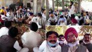 Farmers Protest: किसानों के आंदोलन को मध्य प्रदेश के किसानों का समर्थन, दिल्ली के लिए कल करेंगे कूच