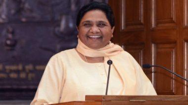 बीएसपी सुप्रीमो Mayawati ने आरएसएस प्रमुख मोहन भागवत पर साधा निशाना, कहा- गले नहीं उतर रहा संघ के मुखिया का बयान