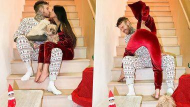 पूर्व XXX Pornstar Mia Khalifa क्रिसमस पर बॉयफ्रेंड के साथ हुईं रोमांटिक, सामने आई ये सेक्सी Photo