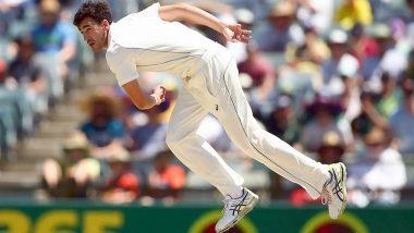 Ind vs Aus 1st Test 2020-21: मिचेल स्टार्क की घातक गेंदबाजी, भारत पहली पारी में 244 रन पर ढेर