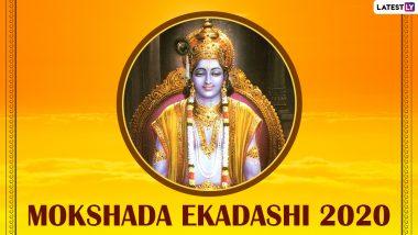 Mokshada Ekadashi 2020: कब है मोक्षदा एकादशी? जानें इस एकादशी का महात्म्य, पूजा-विधान, शुभ मुहूर्त एवं पौराणिक कथा!