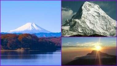 International Mountain Day 2020: माउंट एवरेस्ट बेस कैंप से लेकर माउंट फूजी तक, ये हैं दुनिया की सबसे खूबसूरत और चुनौतीपूर्ण पर्वत चोटियां