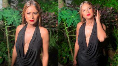 Nia Sharma Hot Photo: निया शर्मा की ब्लैक ड्रेस में दिखा उनका बोल्ड और ब्यूटीफुल लुक, फोटो देख रह जाएंगे हैरान