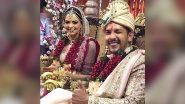 Aditya Narayan ने अपनी शादी में पहना था दोस्त का पयजामा, Shweta Agrawalके सामने हो गई थी ऐसी गड़बड़!