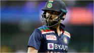 Ind vs Aus 1st T20 2020: ऑस्ट्रेलियाई गेंदबाजों के सामने फिर लड़खड़ाए भारतीय बल्लेबाज, ऑस्ट्रेलिया को जीत के लिए मिला 162 रन का लक्ष्य