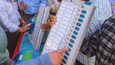Madhya Pradesh By-Election Results 2021: दमोह विधानसभा उपचुनाव के लिए मतगणना शुरू