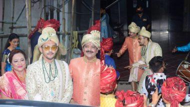Aditya Narayan's Baraat Photos and Video: बारात लेकर दुल्हनियां लेने निकले आदित्य नारायण, देखिए फोटो और वीडियो
