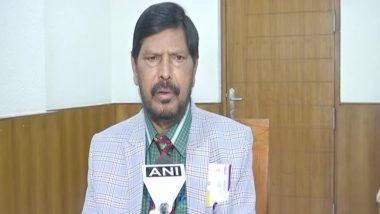UP Assembly Elections 2022: उत्तर प्रदेश विधानसभा चुनाव में 10-12 सीटों पर भाजपा के साथ मिलकर चुनाव लड़ सकती है आरपीआई- रामदास अठावले