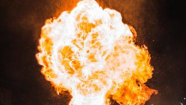 उत्तर प्रदेश में लड़के ने बम को समझा गेंद, धमाके में घायल