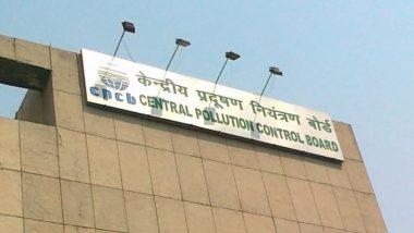 दिल्ली-एनसीआर में सरकारी संस्थाओं ने ही तोड़े नियम,  केंद्रीय प्रदूषण नियंत्रण बोर्ड ने भेजा नोटिस