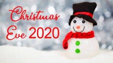 Christmas Eve 2020 Greetings and Messages: Wish your friends and relatives on Christmas Eve, send these photos of WhatsApp Stickers, Xmas Tree HD Images and Santa Claus