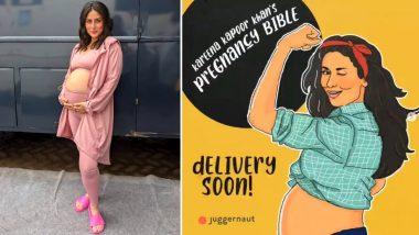 Kareena Kapoor Khan Announces Her New Book: करीना कपूर गर्भावस्था के अनुभवों पर प्रेग्नेंसी बाइबल लिखेंगी