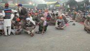Farmers Protest: किसान आंदोलन 7वें दिन जारी, सिंघु बॉर्डर पर चल रही संगठनों की बैठक