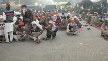 United Kisan Morcha said- Center is defaming the farmers' movement, the demonstration will not end