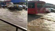 मुंबई: माहिम में 57 इंच की पानी की पाइप लाइन फटी, दादर, माटुंगा और अन्य क्षेत्रों में जल आपूर्ति प्रभावित