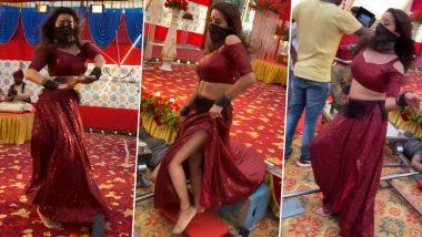 Bhojpuri Hot Dance Video: भोजपुरी एक्ट्रेस मोनालिसा ने Sunny Leone के गाने पर किया हॉट डांस, सेक्सी वीडियो हुआ वायरल
