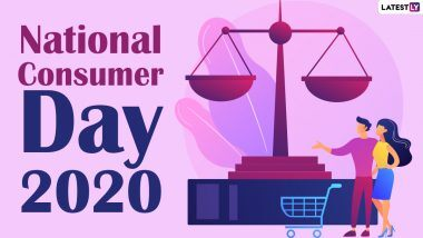 National Consumer Day 2020 HD Images: Share these great WhatsApp Stickers, GIF Greetings and Wallpapers on National Consumer Day