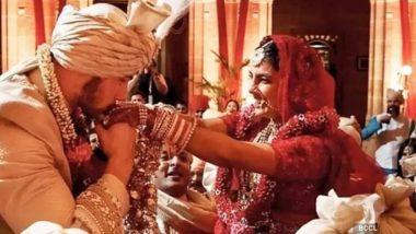 Priyanka Chopra ने शादी की दूसरी सालगिरह पर निक जोनस को बताया रियल लाइफ बॉलीवुड हीरो