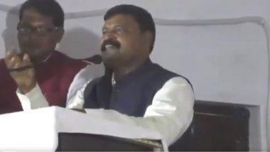 Uttar Pradesh BSP अध्यक्ष भीम राजभर का अजीबो-गरीब बयान, कहा- कोरोना से बचना है तो ताड़ी पीजिए