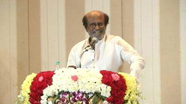TN Assembly Elections 2021: राजनीति में आने की मांग को लेकर सुपरस्टार रजनीकांत के समर्थकों ने चेन्नई  में किया प्रदर्शन