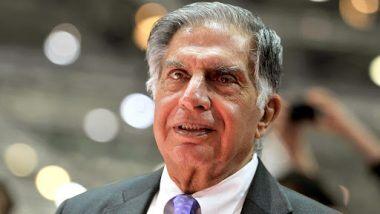 Ratan Tata 83rd Birthday: रतन टाटा मना रहे हैं 83वां जन्मदिन, जानें इस मशहूर उद्योगपति के जीवन से जुड़ी खास बातें