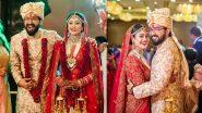 Sachet Tandon-Parampara Thakur's Wedding Photos and Video: शादी के बंधन में बंधे सचेत टंडन और परंपरा ठाकुर, देखिए फंक्शन का वीडियो
