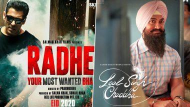 Welcome 2021: सलमान खान की 'राधे', आमिर खान की 'लाल सिंह चड्ढा' समेत ये बड़ी फिल्में 2021 में होगी रिलीज, देखें पूरी लिस्ट