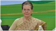 भाजपा-आरएसएस का सामना करने के लिए प्रशिक्षण की जरूरत: सोनिया गांधी