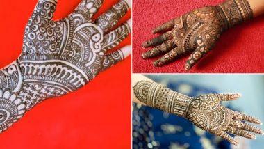 Easy Mehndi Design for Marriage : शादी के लिए ये आसान दुल्हन मेहंदी डिजाइन रचाकर बढ़ाएं अपने हाथों की खूबसूरती, देखें वीडियो