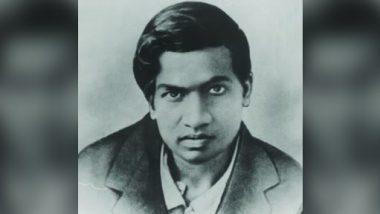 National Mathematics Day 2020: श्रीनिवास रामानुज की याद में मनाया जाता है राष्ट्रीय गणित दिवस, जानें उनके जीवन से जुड़ीं कुछ रोचक बातें
