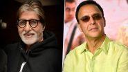 Amitabh Bachchan ने विधु विनोद चोपड़ा की किताब 'Unscripted' को सराहा