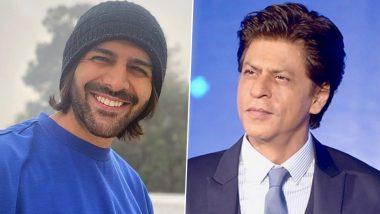 Kartik Aaryan और Shah Rukh Khan की बनेगी जोड़ी, फिल्म में साथ साथ आएंगे नजर