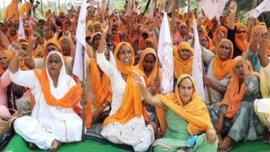 Farmers Protest: कृषि कानूनों पर किसानों की लड़ाई तेज, आज मनाएंगे 'महिला किसान दिवस'