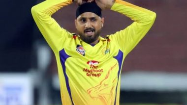 CSK vs DC 2nd IPL Match 2021: सुरेश रैना की विस्फोटक बल्लेबाजी देख खुश हुए हरभजन सिंह, ट्वीट कर कहा...