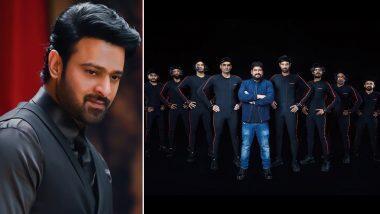 Adipurush: प्रभास और सैफ अली खान की मेगा बजट फिल्म आदिपुरुष का Test Shoot हुआ शुरू, सेट से फोटो आई सामने