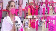 Transgenders Support Farmers Protest: किसानों के समर्थन में मुंबई के विक्रोली इलाके में ट्रांसजेंडरों ने किया प्रदर्शन, कहा-उनकी समस्या का समाधान निकले