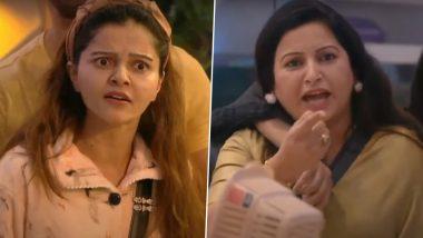 Bigg Boss 14: रुबीना दिलैक संग लड़ाई में सोनाली फोगाट ने दी गाली, अभिनव शुक्ला ने राहुल वैद्य को दी मारने की धमकी