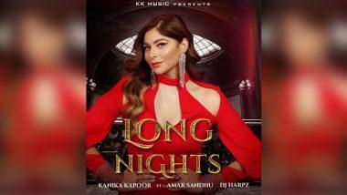 Kanika Kapoor New Song: कनिका कपूर का नया गाना 'Long Nights' हुआ रिलीज, देखें Video